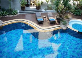 Vệ sinh bể nước, bể bơi