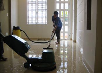 Tổng vệ sinh chà sàn