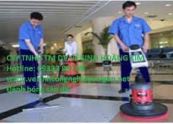 Dịch vụ cung cấp công nhân vệ sinh
