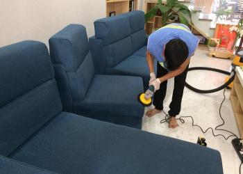 Dịch vụ giặt ghế sofa, vệ sinh sofa chuyên nghiệp và uy tín tại Quận Gò Vấp