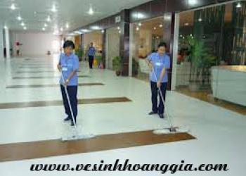 Vệ sinh Hoàng Gia - Chuyên cung cấp dịch vụ vệ sinh uy tín hàng đầu